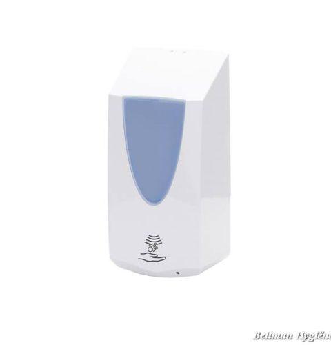 Automatische foam zeep dispener, alcohol dispenser, sanitizergel, sanitizergel dispenser, handen wassen zonder zeep, hygiene code, handen wassen, desinfecterend, ontsmettend, reinigen, corona, anti bacterieel