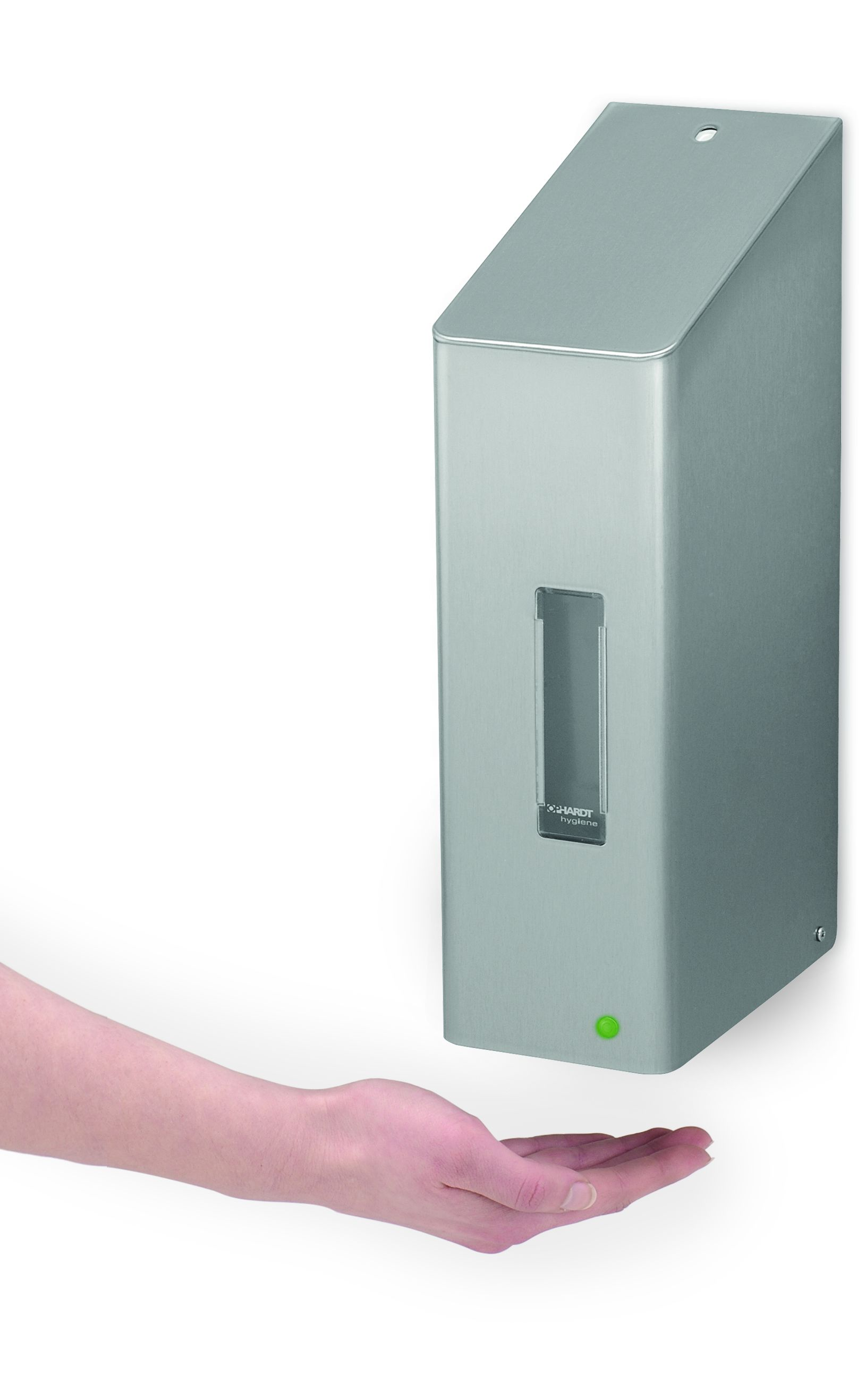 SanTRAL® RVS DESINFECTIE DISPENSER (TOUCHLESS) Image