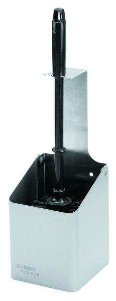 SanTRAL® Toiletborstel houder RVS, open Image